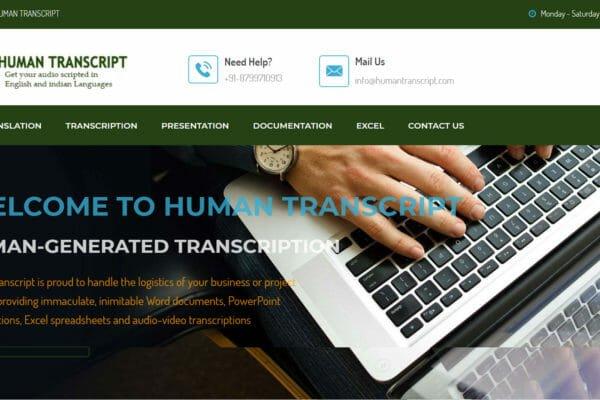 Human Transcript