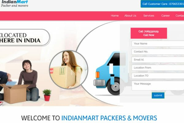 INDIANMART PACKERS & MOVERS
