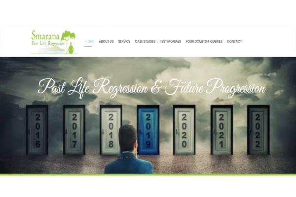 Smarana.in  Spiritual Website Designing