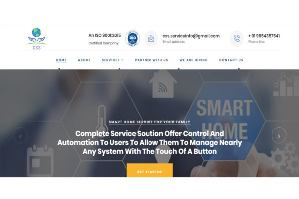 CSS – Complete Service Solution