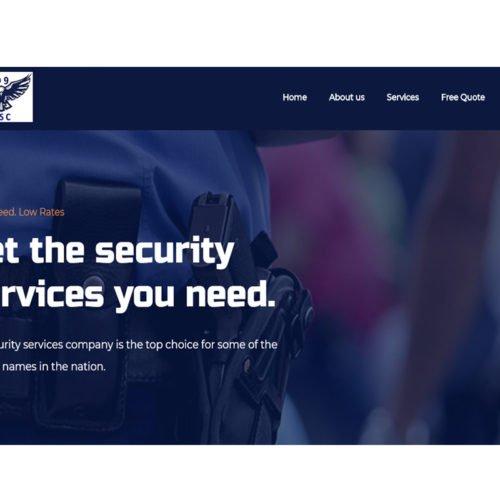 DSC Security Services
