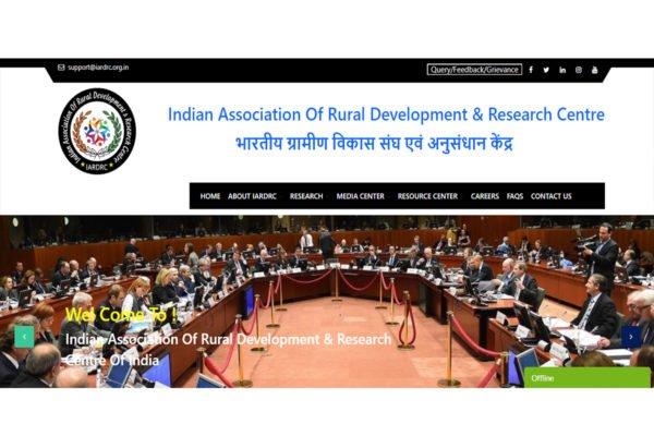 Indian Association Of Rural Development & Research Center