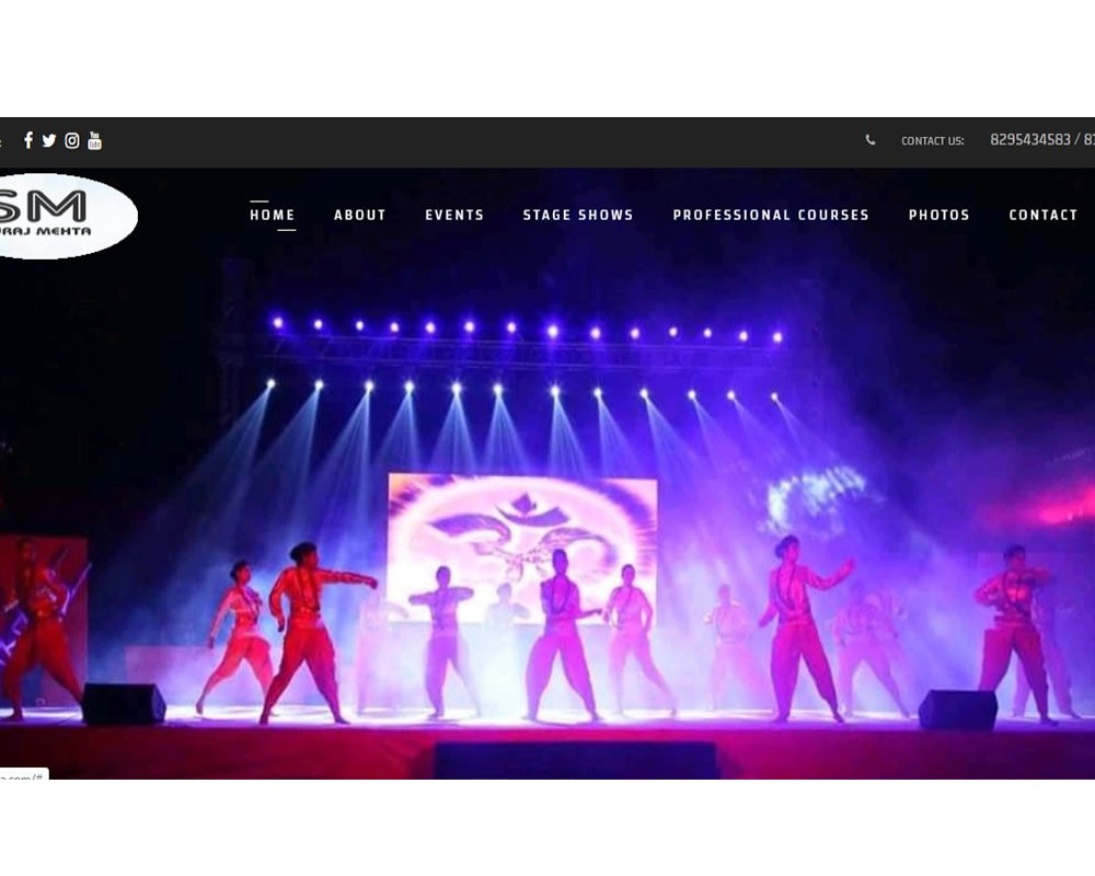 Suraj Mehta dance company