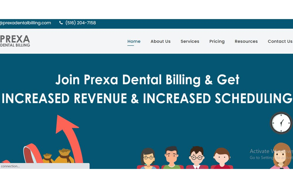 Prexa Dental Billing