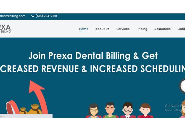 Prexa Dental Billing