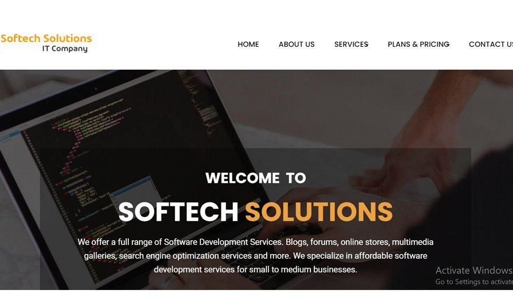 Softech Solutions